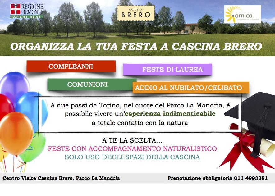 Feste a Cascina Brero