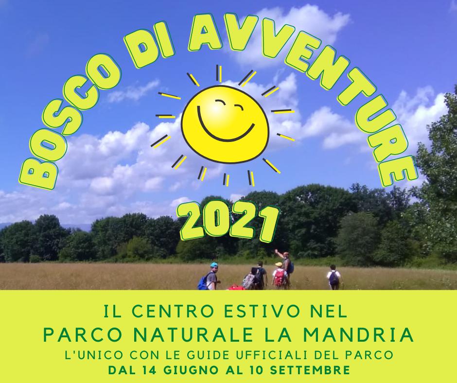 Bosco di Avventure Parco La Mandria
