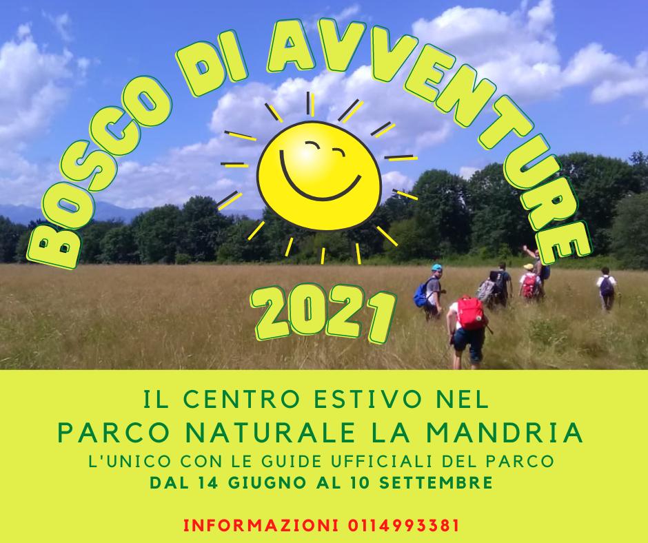 Bosco di Avventure 2021
